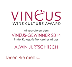 vineus award 2014